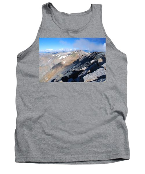 From Atop Mount Massive Tank Top