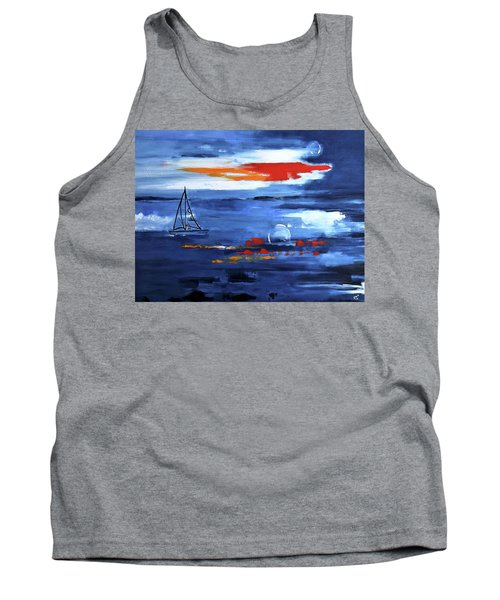From Cleveland Point Tank Top