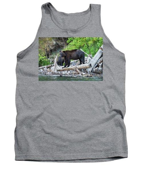 From The Great Bear Rainforest Tank Top by Scott Warner