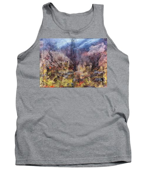 From The Rubble Tank Top