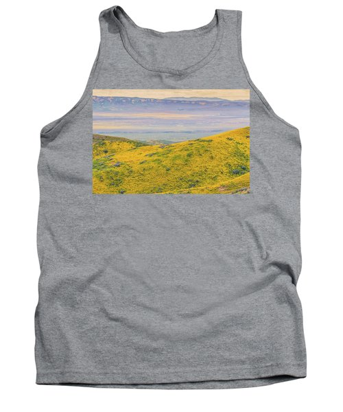 From The Temblor Range To The Caliente Range Tank Top