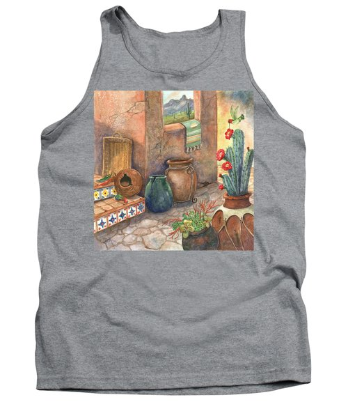 From This Earth Tank Top