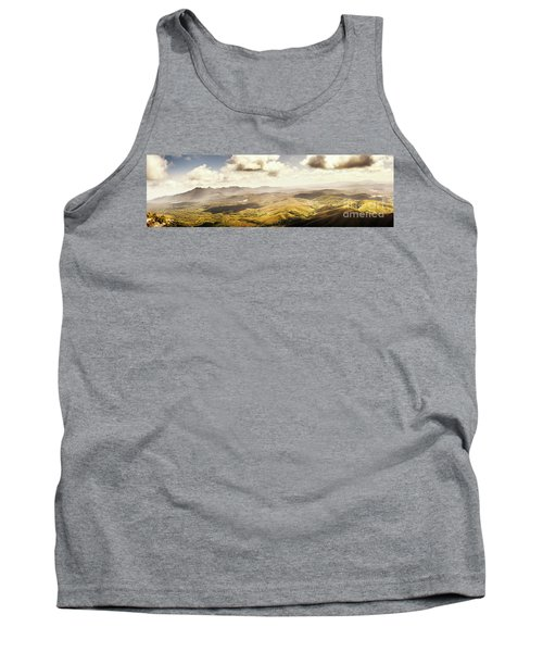 From Zeehan To Trial Harbour Tank Top