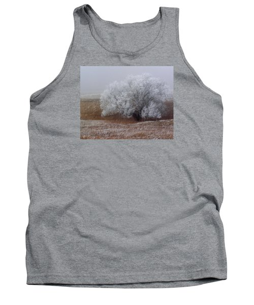 Frost And Fog Tank Top by Alana Thrower