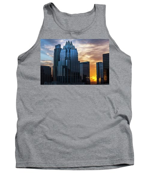 Frost Bank Tower Tank Top