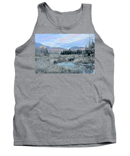 Frost On The Bogs Tank Top
