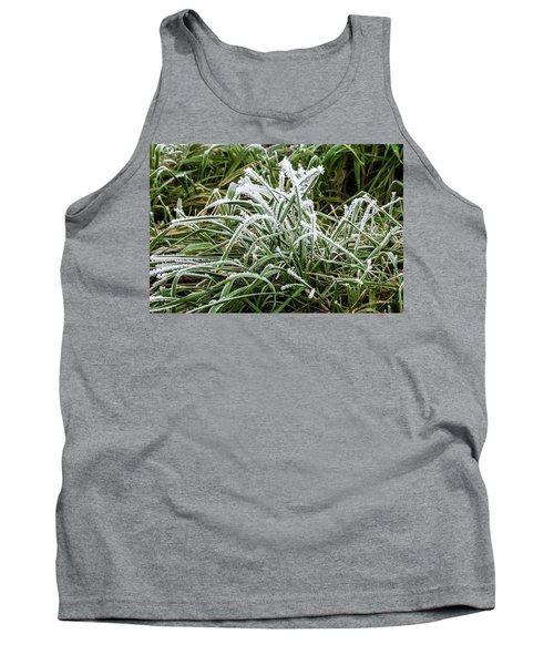 Frosted Grass Tank Top