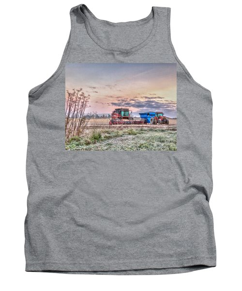 Frosty Farm Morning Tank Top