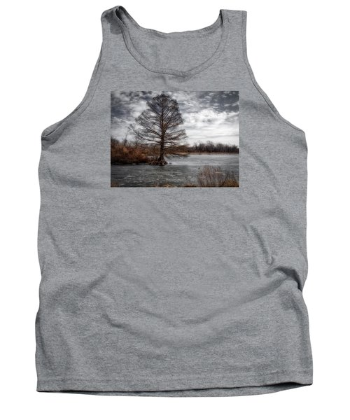 Frozen Lake Tank Top