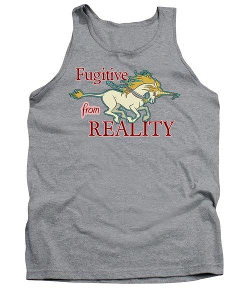 Fugitive Unicorn Tank Top