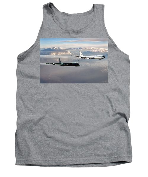 Tank Top featuring the digital art Full Service by Peter Chilelli