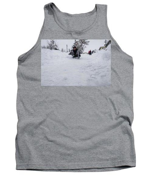 Fun On Snow-3 Tank Top