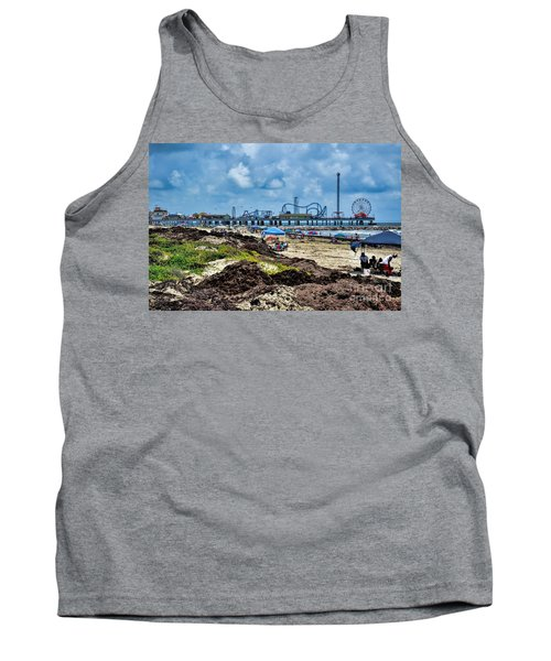 Fun On The Beach Tank Top