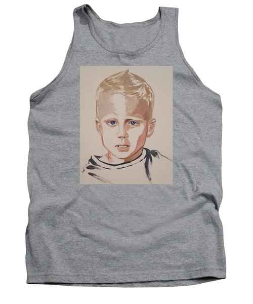 Gage Infj Tank Top by Alexandria Weaselwise Busen