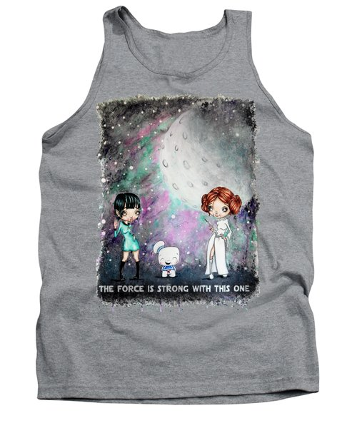 Galaxy Cosplay Tank Top