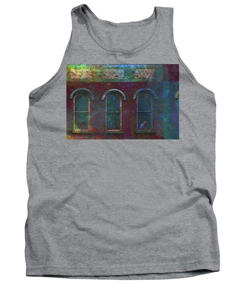 Galesburg Windows 2 Tank Top