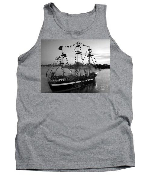 Gang Of Pirates Tank Top