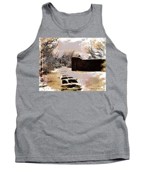 Garden Art Print  Tank Top