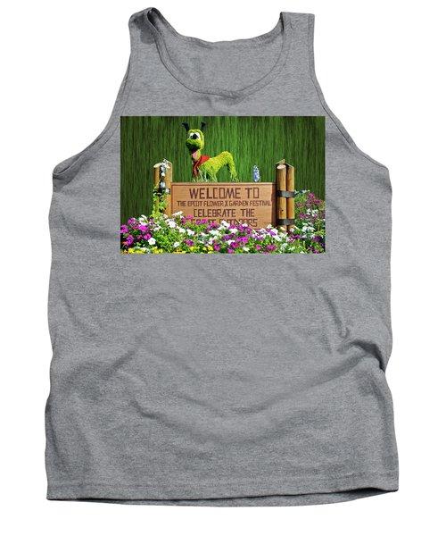 Garden Festival Mp Tank Top