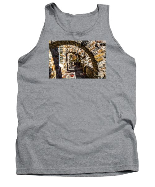 Garrett Chapel Balcony Tank Top