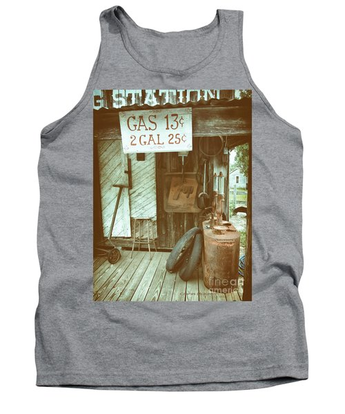 Gas 13 Cents Tank Top