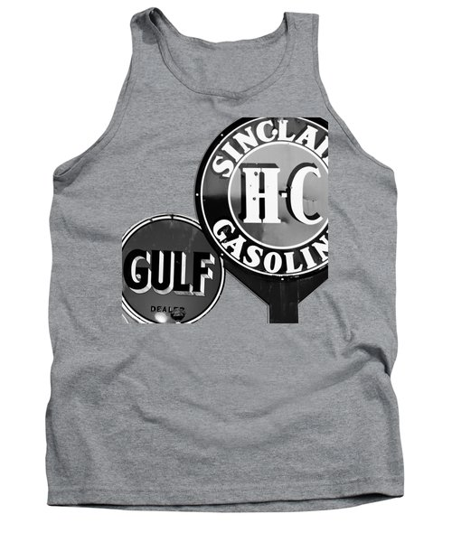 Gasoline Alley Bw Tee Tank Top