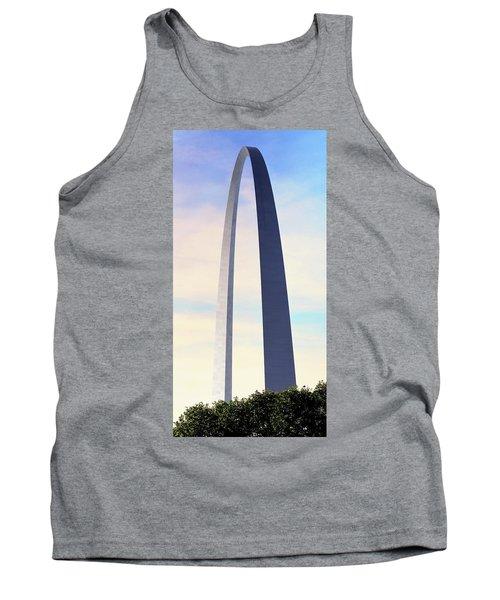 Gateway Arch - St Louis Tank Top