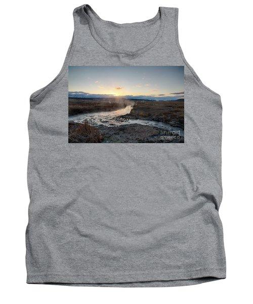 Gem Valley Sunrise Tank Top
