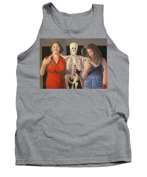 Generations #2 Tank Top by Donelli  DiMaria