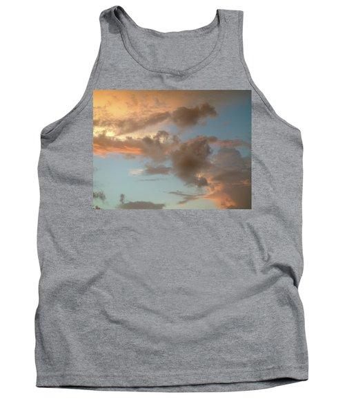 Gentle Clouds Gentle Light Tank Top