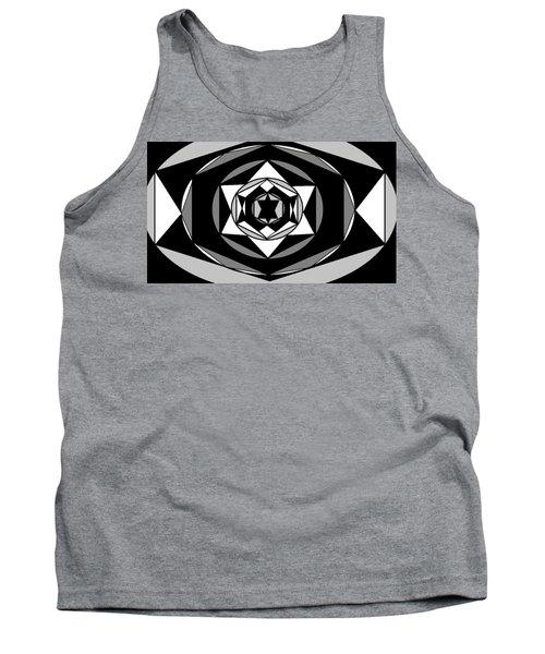 'geometric 1' Tank Top
