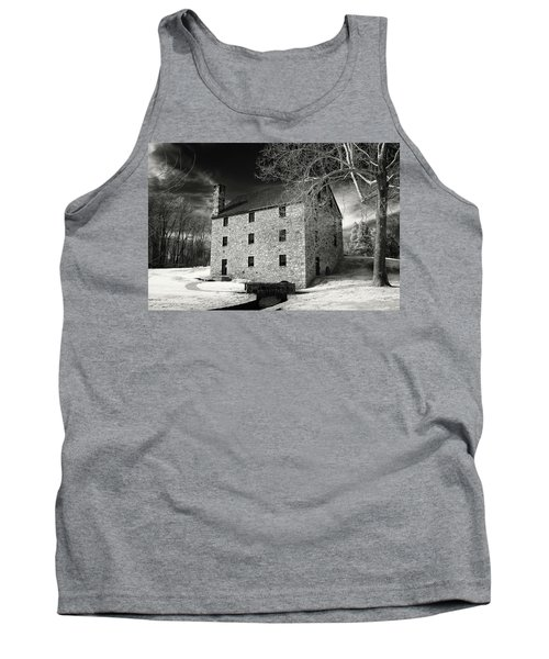 George Washingtons Gristmill Tank Top