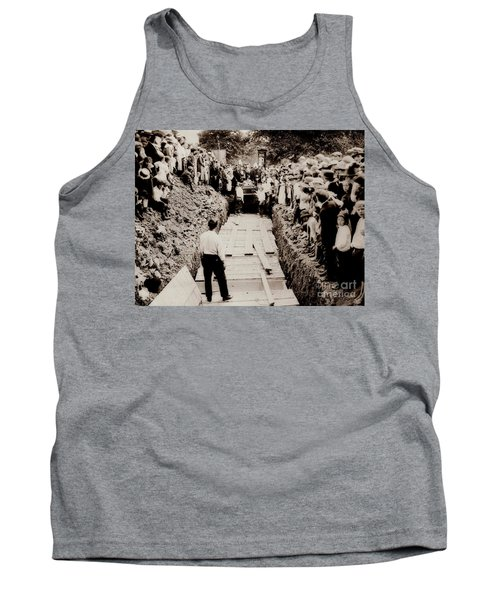Georgetown Section Of Wilkes Barre Twp. June 5 1919 Tank Top