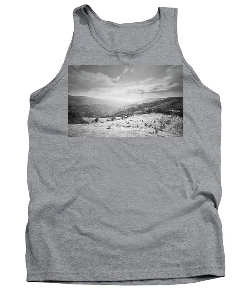 Geres The Not Burned Area.. Yet.. Tank Top