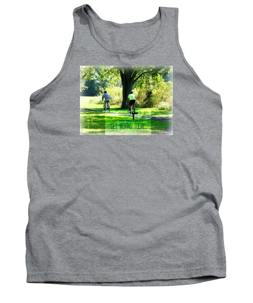 Get Moving Inspirational Tank Top