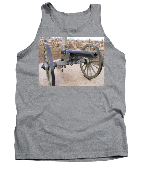 Gettysburg Cannon Tank Top