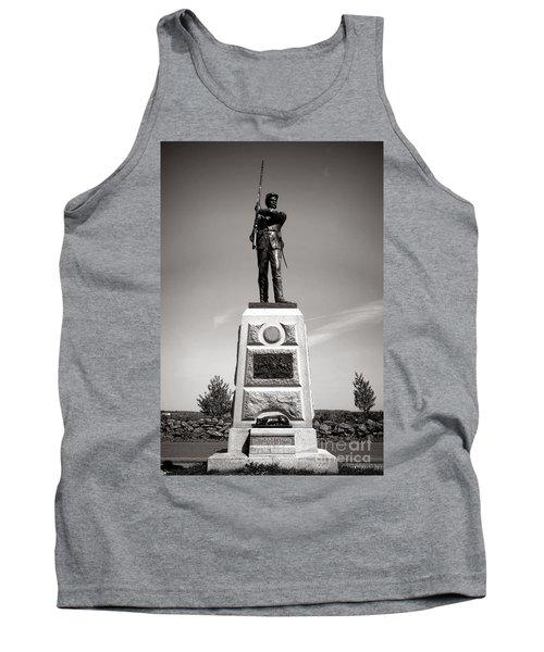 Gettysburg National Park 11th Pennsylvania Infantry Monument Tank Top