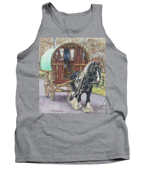 G G L Divo's Pride And Glory Tank Top
