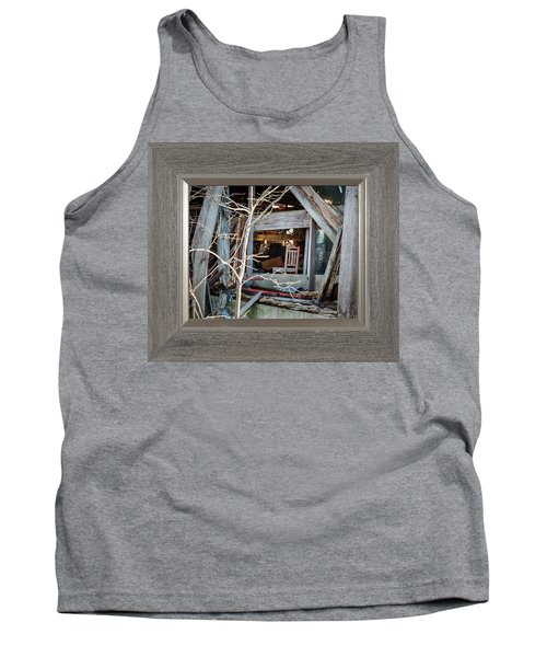 Ghost Chair Tank Top