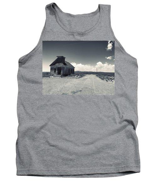 Ghost Church Tank Top
