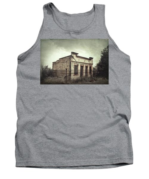 Ghost Cottage Tank Top