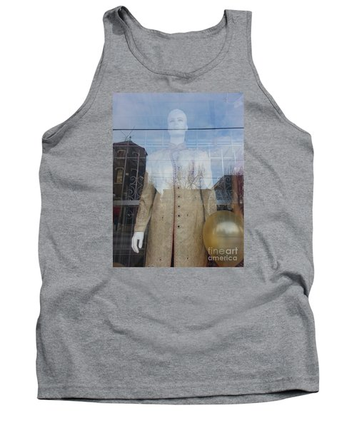 Ghost Prince Of Bangalore Tank Top