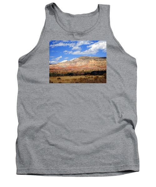 Tank Top featuring the photograph Ghost Ranch New Mexico by Kurt Van Wagner