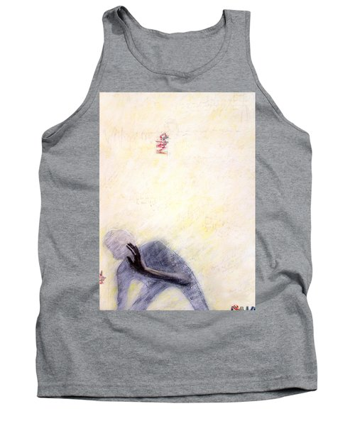 Ghosts In My Machine Tank Top