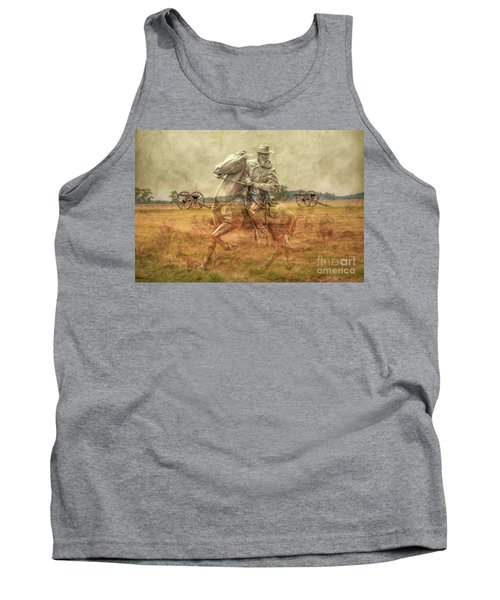 Ghosts Of Gettysburg II Tank Top