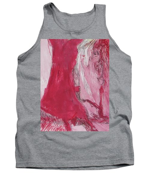 Ghosts Of The Horror Tree Tank Top