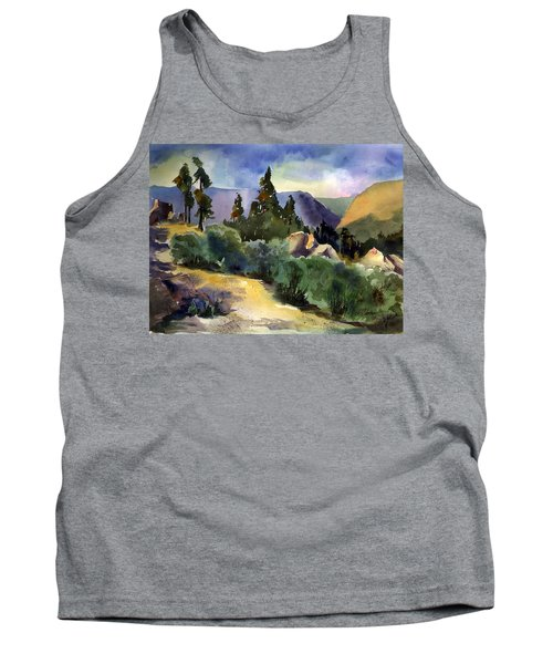 Giant Gap From Iron Point Tank Top