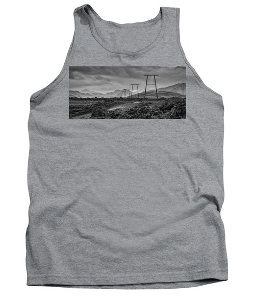 Giant Steps Are What You Take Tank Top