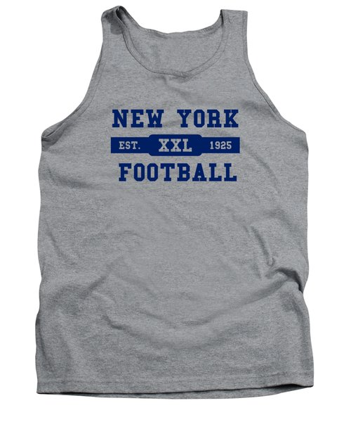 Giants Retro Shirt Tank Top