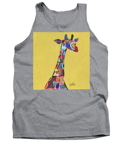 Giraffe Attitude Tank Top
